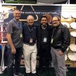 Rob Marino, Neil Grover Pedro Fernandez and John Tafoya