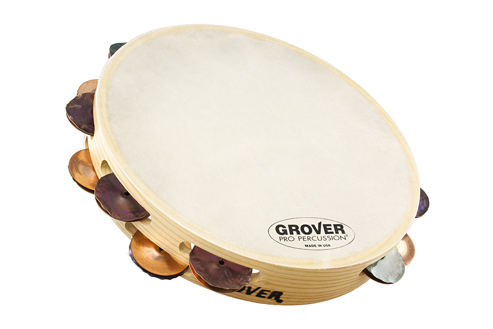 Bantamweight™ Tambourines