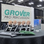 PASIC 12 - Grover Pro Concert castanets