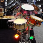 Grover Pro Custom Snare Drums
