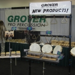 Grover Pro Percussion new products