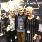 Aldo Mazza, Michael Burritt and Luanne Warner