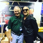 Neil with Kenny Aronoff