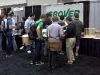 The Grover booth was busy throughout the show