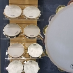 Grover Pro Tambourine Display
