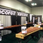 Vancore Marimbas On DIsplay