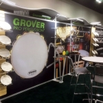 Grover Pro PASIC 17 Booth