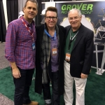 Billy Miller. Bernie Dresel and Neil Grover