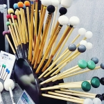 Grover Pro Mallets On Display