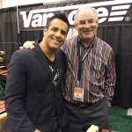 Rich Redmond with Neil Grover