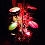 PASIC 2014 Grover Pro Custom Drums