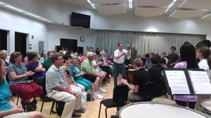 Erick Saoud Appears At SIUE Percussion Institute