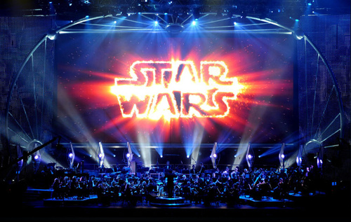On Tour With Star Wars