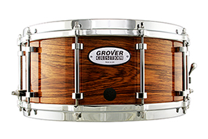 Grover Custom Drums Featured in Modern Drummer