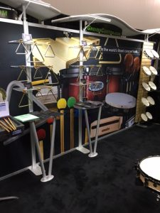 New PASIC Exhibit Turns Heads!