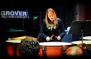 Timpani Fundamentals With Joanna Dabrowska Huling