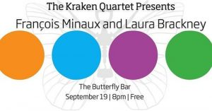 Catch The Kraken Quartet This Fall!