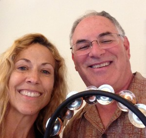Sheryl Crow Presented with Studio Pro Tambourine