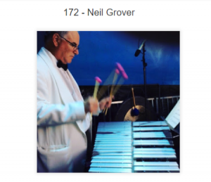 Neil Grover Featured On @percussion Podcast