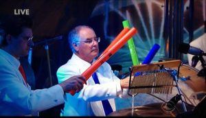 Whatever The Gig Requires – Percussionists Perform