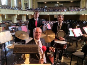 New Haven Percussionists Play Grover