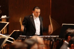 Top Mexican Percussionist Joins Artist Roster
