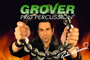 Grover Tambourines – #1 On The Charts!