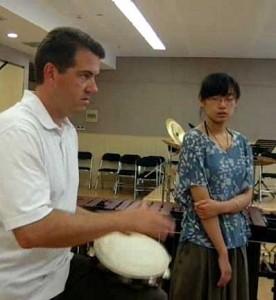 Professor Scott Herring Visits China