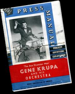 Gene Krupa Press Manual