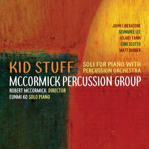 McCormick Percussion Group Releases New CD!